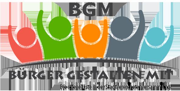 BÜRGER GESTALTEN MIT (BGM)