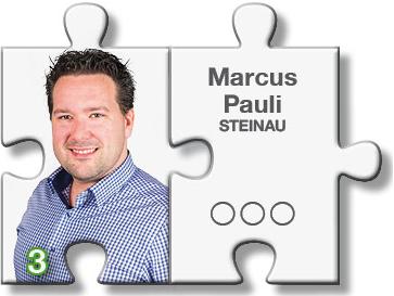 Marcus Pauli Steinau