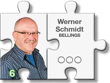 Werner Schmidt Steinau