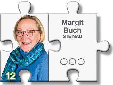 Margit Buch Steinau
