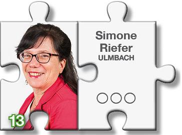 Simone Riefer Steinau