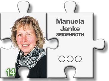 Manuela Janke Steinau