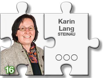 Karin Lang Steinau