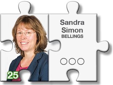 Sandra Simon Steinau