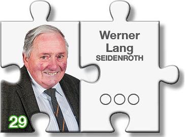 Werner Lang Steinau